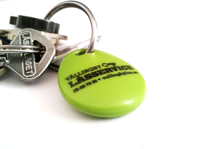 Nyckelbrickor & Nycklar