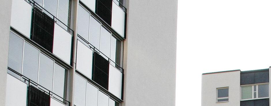 Rengöring av fasader