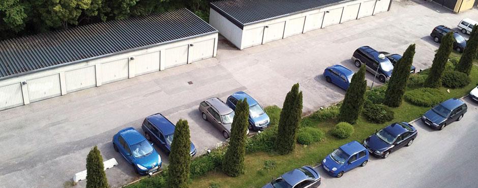 Behöver du parkering eller garage?