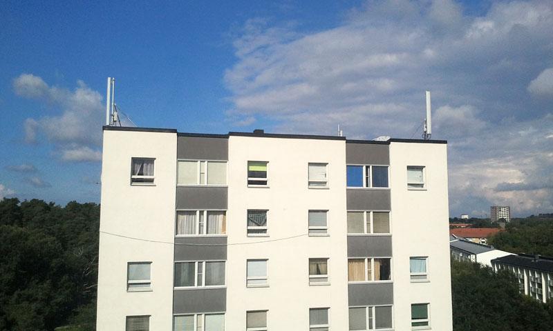 Fasad rengöring